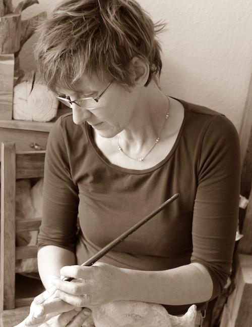 Frau Mondfisch, alias Kathrin Matzak